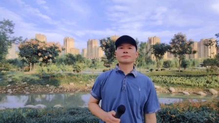 深圳大衣哥王文正演唱《夫妻双双把家还》唱的真好听!
