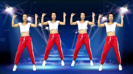 好听歌曲《鬼迷心窍》舞蹈简单易学,跳起来酷酷酷
