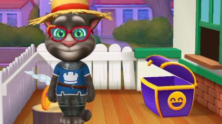 我的汤姆猫:投篮,蹦床,好玩吗