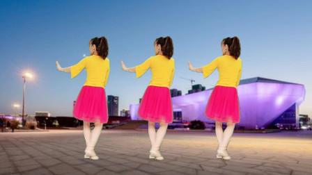 广场舞《问情》32步,经典情歌,红尘一笑和你共徘徊