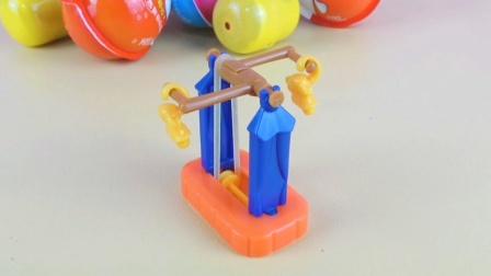 神秘好玩的旋转器材奇趣蛋