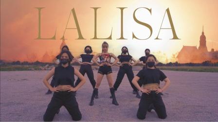 全网最完整翻跳 Lisa最新舞蹈 - Lalisa (天舞舞蹈工作室)温哥华
