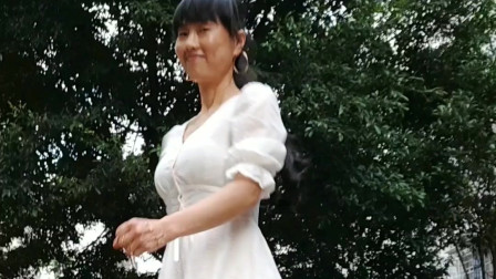 永东广场舞  如果爱还在