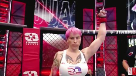 美国特种兵变性参加女子格斗,引来争议