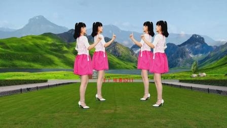 情歌广场舞上线:《雨中泪》唱尽忧伤