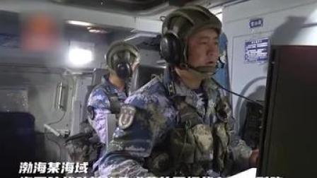 燃!海军陆战队两栖登陆作战演练