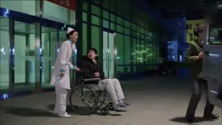 女子假扮成护士,偷偷把病重的丈夫带回家
