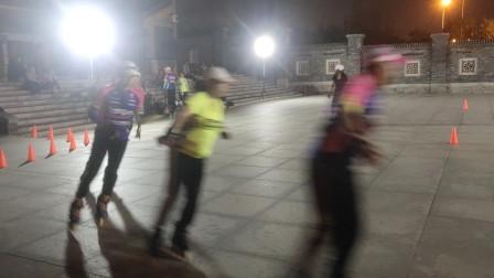 20210923天津市水西公园动感轮滑欣赏