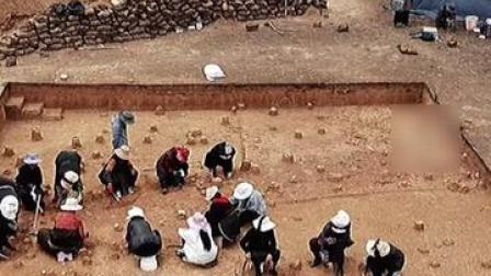 四川稻城县发现13万年前旧石器遗址。