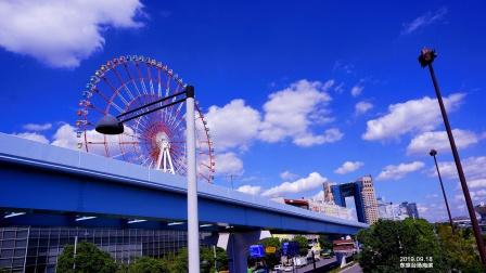 东京台场 维纳斯城堡欧洲风情街镇 旅游购物新体验