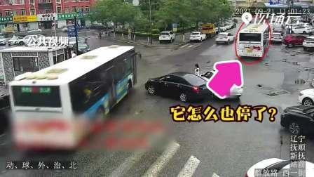 狠罚!公交车司机饮酒后驾驶机动车 还睡着了