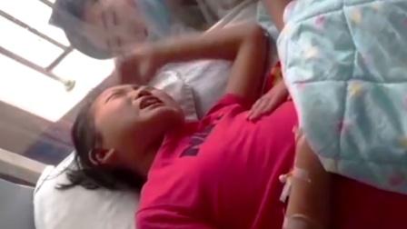 10岁小女孩子宫不见了,医生检查后,结果出乎意料