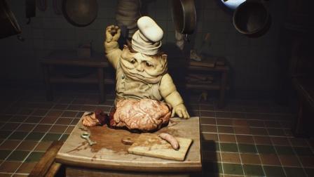 小小噩梦:第28期 恋墨和厨子的追逐战,谁会获得最终的胜利呢