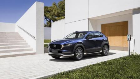 售价15.98-20.18万元 马自达CX-30 EV上市
