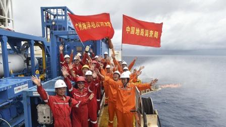 摆脱能源进口,不远了?中国可燃冰开采技术逆袭,4年稳居世界第