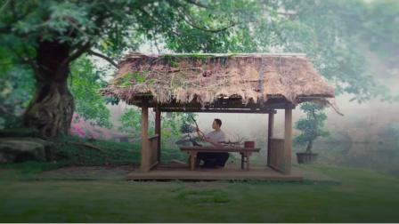 90后男生创新传统手艺,到成都郊野用花草展现生命的激情