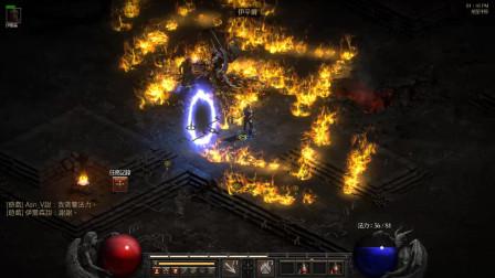 Zuddy《暗黑破坏神2:重制版》Asn陷阱流 三难度开荒全流程 第6期