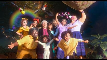 《魔法满屋》北美正式预告片发布!全员魔法到齐~