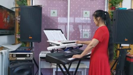 《草原花月夜》双电孑琴演奏2021.9.30🌿🌿🌿🌿🌿🌿