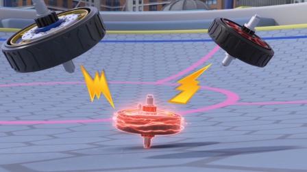 魔幻陀螺5:绝域深蓝竟然可以智能分析对手的弱点