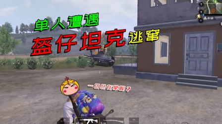 鸡大宝:野区遭遇盔仔坦克,用尽心机被阴了?