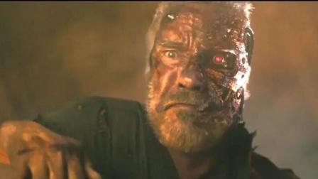 施瓦辛格带妆吓哭路人,原来在《终结者》,演员皮肤全是印上去的