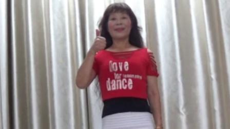 洋雪梅广场舞《祖国你好》