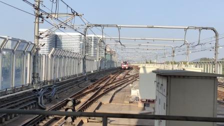 南京地铁二号线,进学则路站2021/10/01-16:04:15