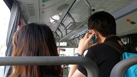 上海公交车奉贤11路奉贤新城地铁站→南港路百富路