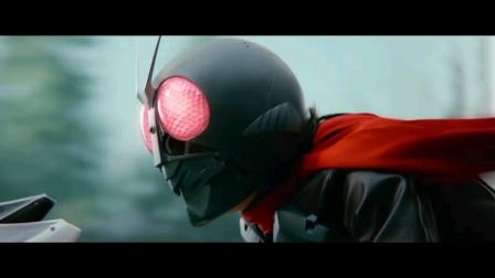 庵野秀明导演·脚本《新·假面骑士》宣传映像B公开。