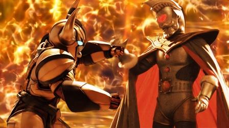 《奥特曼银河格斗3》超越神秘四奥的奥特曼登场,而且不止一个?