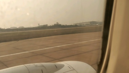 山东航空SC4958长春-济南-贵阳波音B737-8FH(WL)济南遥墙国际机场起飞