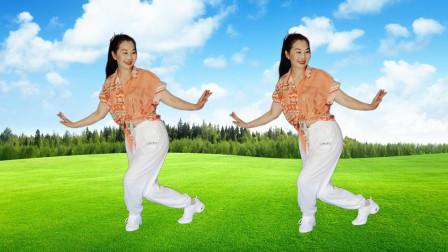 玖月广场舞:最亲的人    动作分解