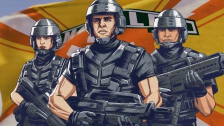 【中文剧情】4K60帧《星河战队-人类司令部》BETA战役 第二关