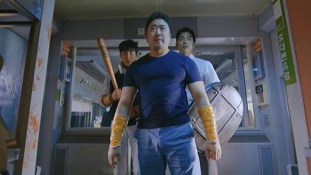 釜山行:人性在灾难面前什么也不是,最后的灭尸队也太帅了吧!
