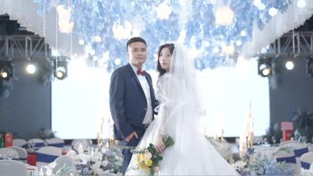 【磨磨盐出品】On Oct. 4nd 2021 Wedding