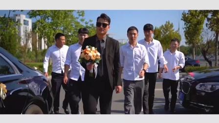 同学的婚礼现场