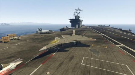 麟飞:你见过歼20战斗机在航母上这样起飞吗?