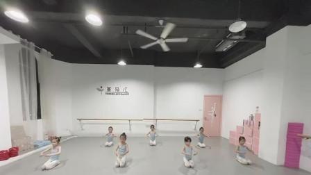 少儿舞蹈训练战力