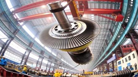 大国重器!中国燃气轮机,比美日晚发展20年,如何逆袭成功的?