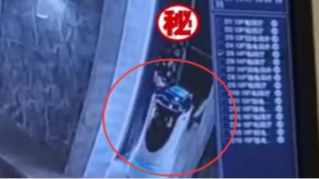 男子两脚把酒店机器人踹出电梯 酒店:拼起来还能用因过节没