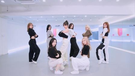 TWICE的新曲热歌 舞蹈练习室