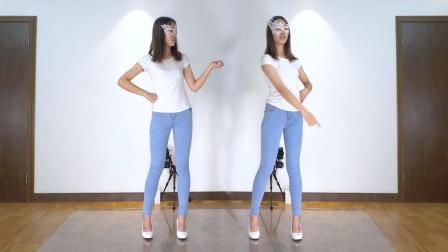 秀舞时代 小夏 MARIA Girls 舞蹈 浅蓝牛仔裤美女