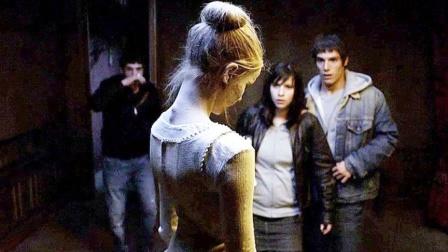 《死色-下》女人被钉住了双眼看着都疼!