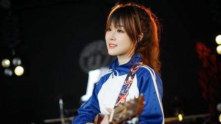 小姐姐翻唱一首《好心分手》,可以单曲循环很久的粤语歌