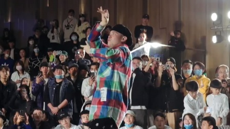 腾仔 vs MT POP - Dance Vision vol.8 Popping Battle 半决赛