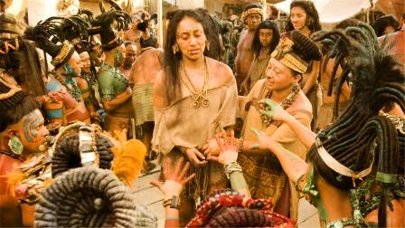 生猛残暴的冒险猛片,真实还原玛雅文明的消亡史,全程刺激肾上腺