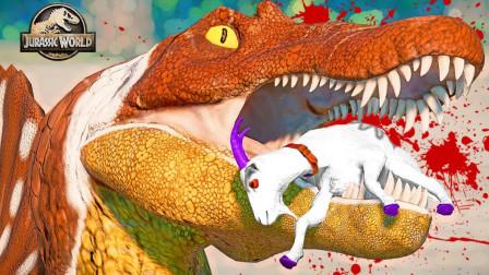 侏罗纪世界421恐龙大PK