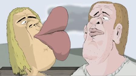 隐喻动画:爱情到底有多么的不堪一击?看完这部动画,你就知道了