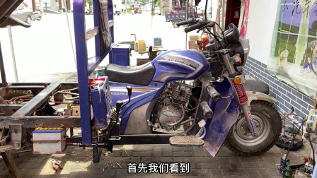 购买三轮摩托车到底选择哪个品牌最好?师傅来告诉你不知道的内幕